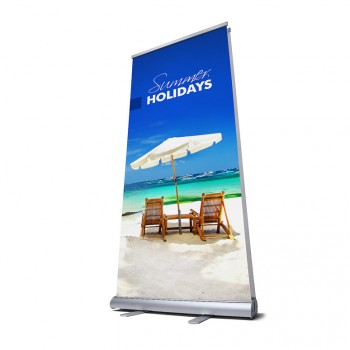 Roll Up Display 85x200 / doppelseitig