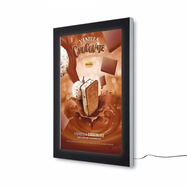 Plakatschaukasten Außen Premium LED (70x100)