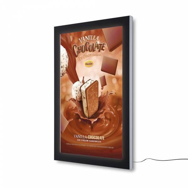 Plakatschaukasten Außen Premium LED (80x120)