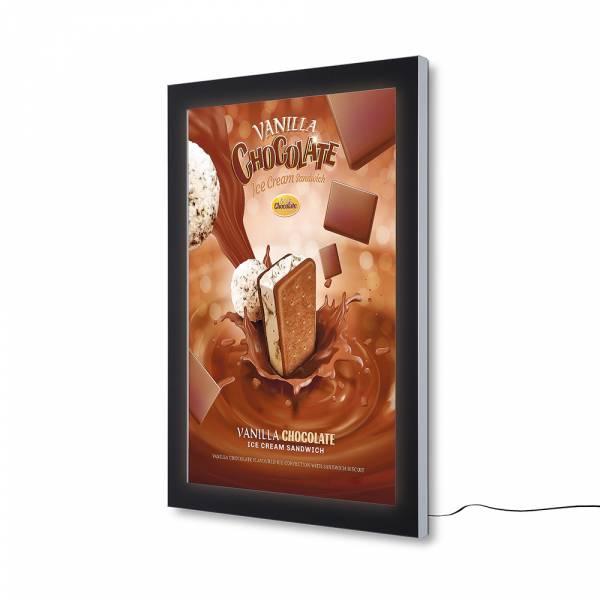 Plakatschaukasten Außen Premium LED (A0)