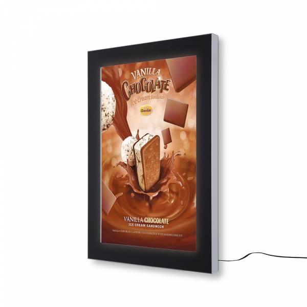 Plakatschaukasten Außen Premium LED (A1)