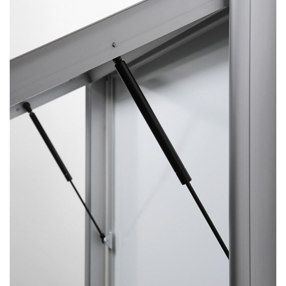 schaukasten au en extratafel 12xa4 jansen. Black Bedroom Furniture Sets. Home Design Ideas