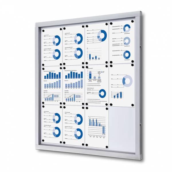 Schaukasten Plus, Innen / Außen (12xA4)