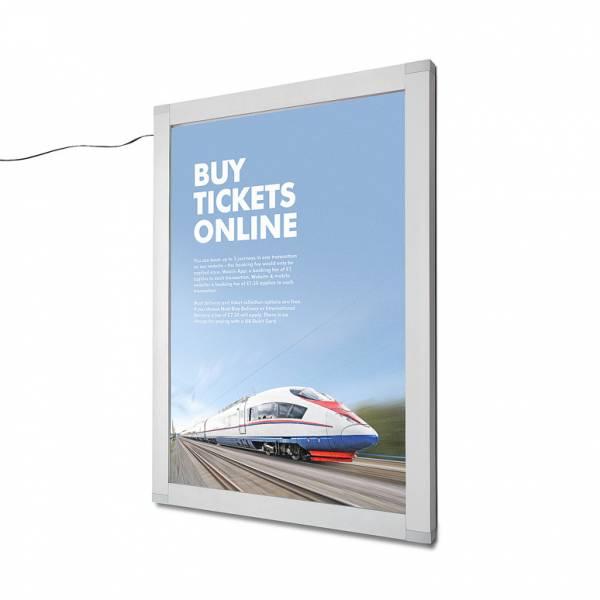 Schaukasten Premium Innen / Außen LED (A1)