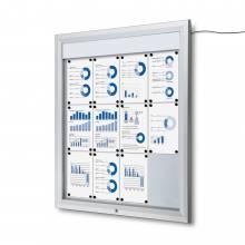 Schaukasten Außen LED