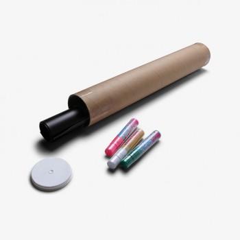 Schreibfolienset m. 3 Stiften