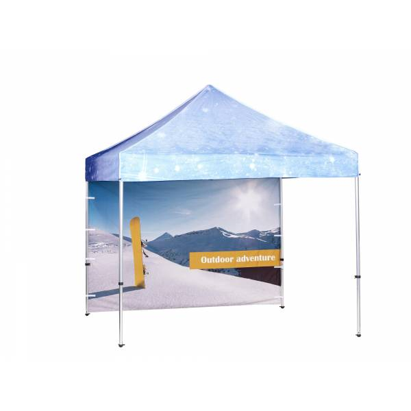 Tent Wall Full Color Outside 300x600D