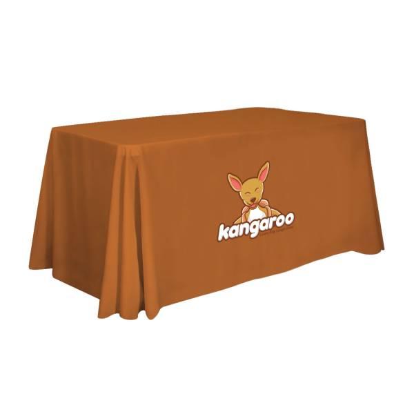 Tischbezug Standard Square 295x225 Aufdruck