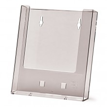 Wandprospekthalter für DIN A5 mit AB1
