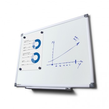 Whiteboard SCRITTO Emaillel, 90x60