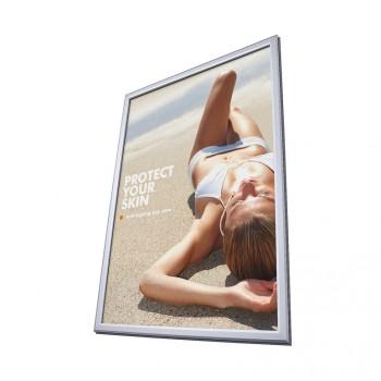 Fenster- Klapprahmen 32 mm / Gehrung, DIN A0
