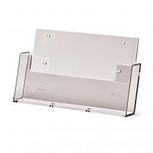 Wandprospekthalter für DIN A5 quer