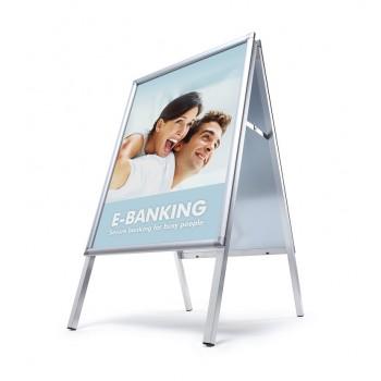 Kundenstopper Standard 30 mm / Rondo, DIN A1