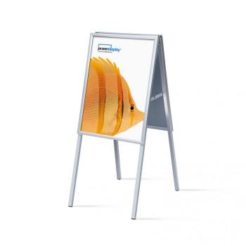 Kundenstopper Design SLIM, 20 mm Profil A2