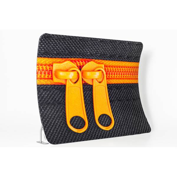 Zipper-Wall Arch Druck 100x230 cm, doppelseitig